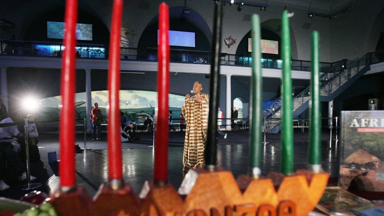 The Late Bruce A. Dixon: Why I Can't Celebrate Kwanzaa