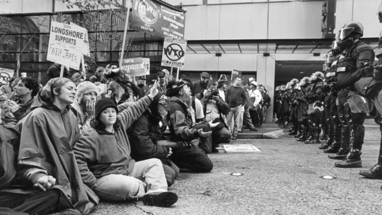 Twenty Years After Seattle's WTO Protests - Reinvigorated Leftist Energy