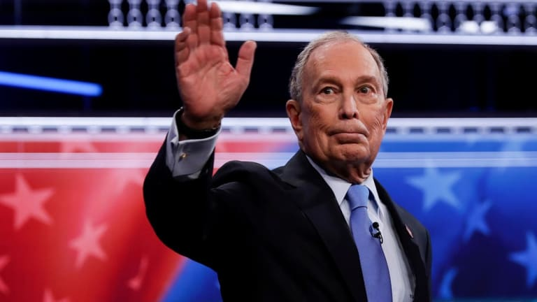 Bloomberg's 2020 chances are dwindling ... He's inadvertently helping Sanders