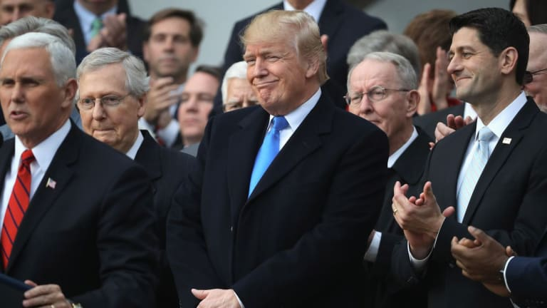 Study Finds Trump Tax Cuts Failed to Do Anything But Give Rich People Money