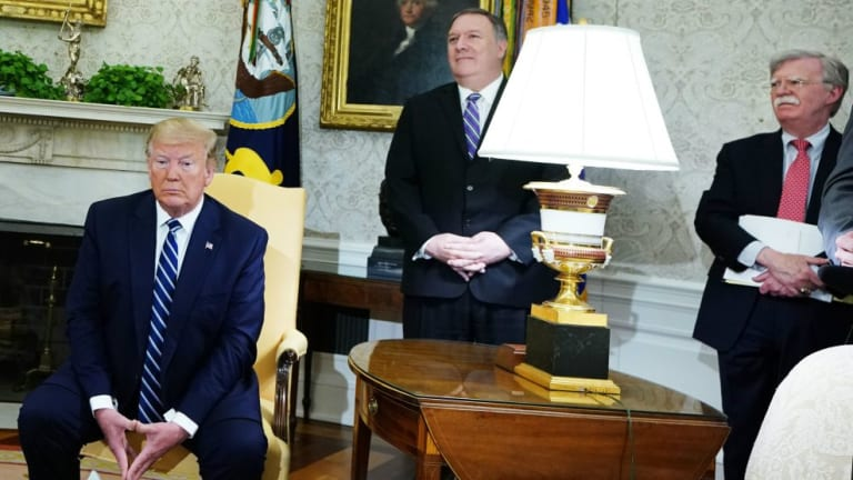 Trump Confronts Iran—Without Allies, a Defense Secretary, or a Coherent Policy
