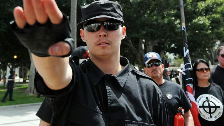 American ISIS: Neo-Nazis Are Training in Paramilitary Camps Across America