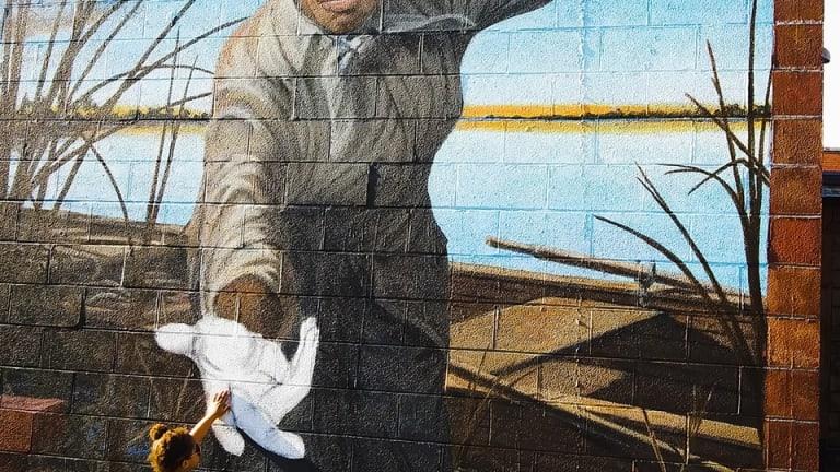 Harriet Tubman Underground Railroad Byway: Artist Michael Rosato
