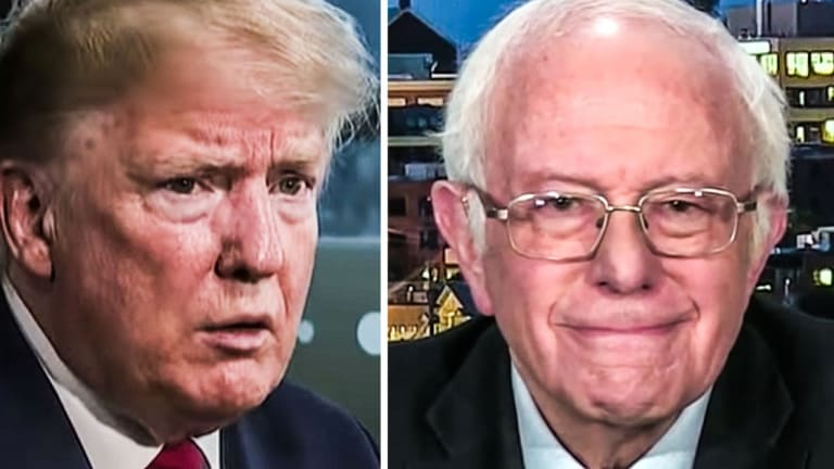 Bernie beats Trump in polls even when you remind people he's a socialist