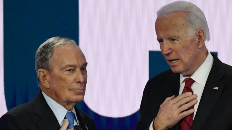 A Horrifying Idea: Bloomberg Data Strategy Firm Makes Bid to Run Biden Campaign