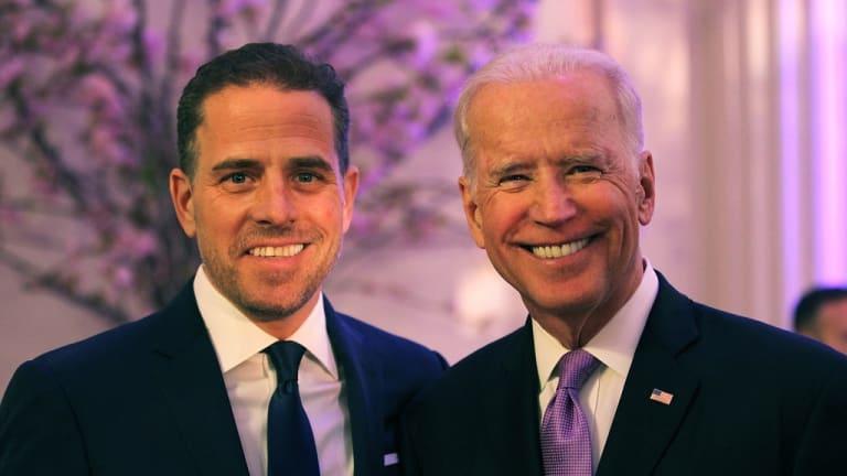 Joe Biden's Family Has Been Profiting Off His Career For Decades