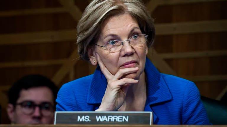 Warren Calls Congress Complicit for Not Pursuing Impeachment