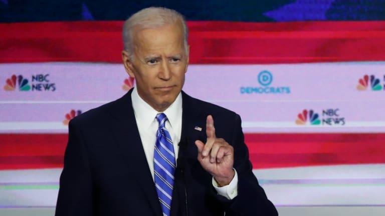 Joe Biden is Destroying Centrist Democrats' Own 'Electability' Argument
