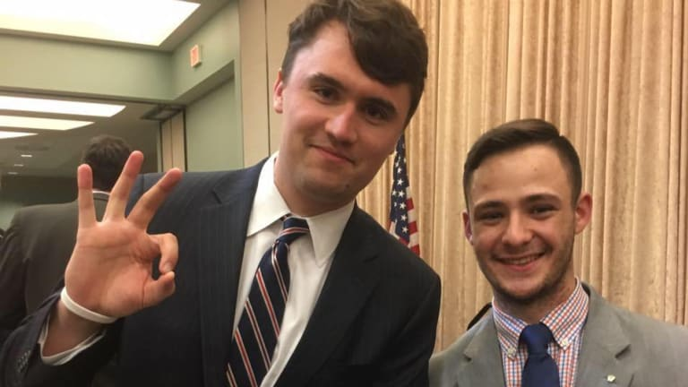 College GOP Group Turning Point (TPUSA) Has a White Supremacy Problem