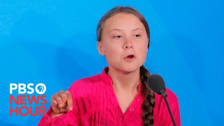2019 Review: Right-Wing Focuses Indignant Rage on 16 yr. old Greta Thunberg