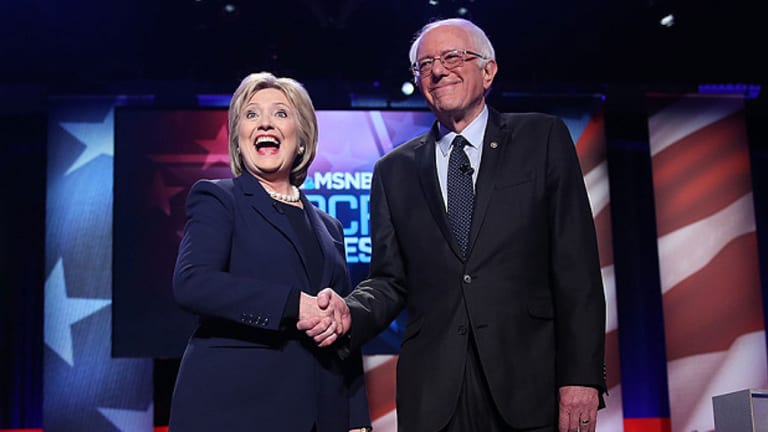 So Much For Dem Party Unity: Hillary Clinton Smears Bernie Sanders, Again...