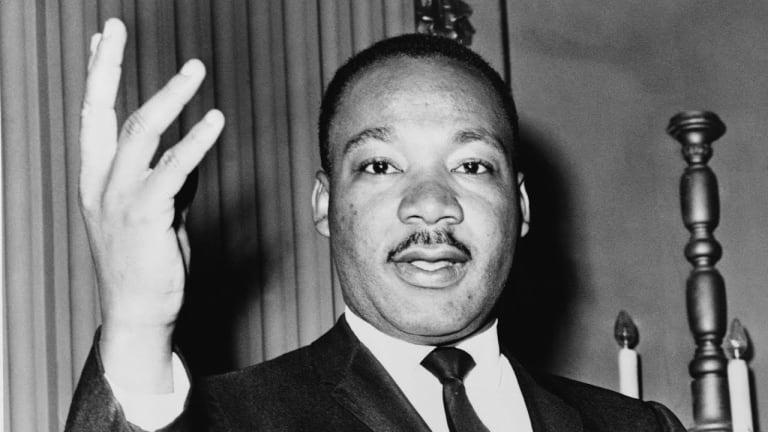 Democracy Now: MLK Day Special, Rediscovered 1964 King Speech on Civil Rights...