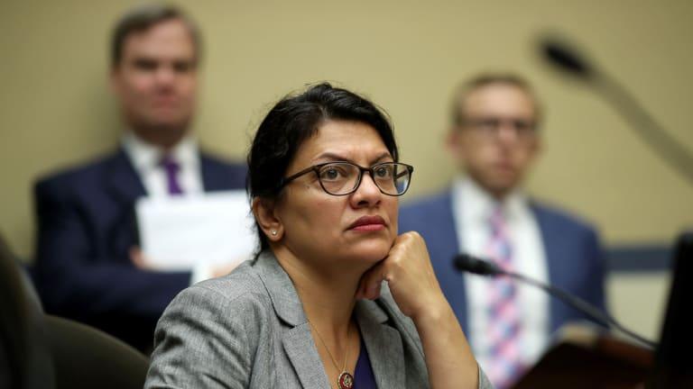 Why Establishment Democrats Loathe Rashida Tlaib
