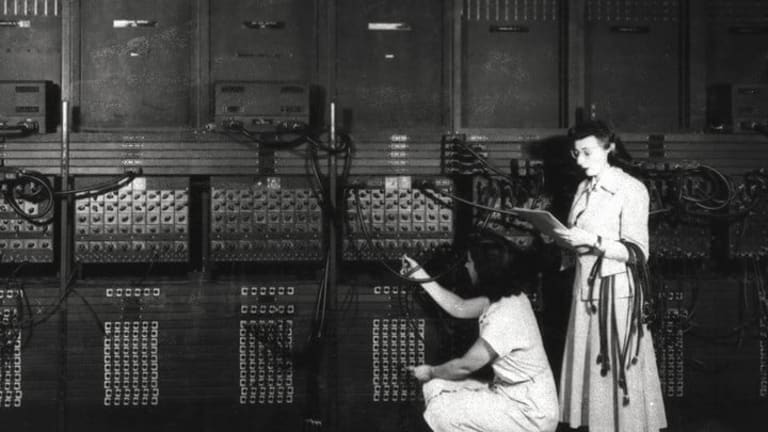 Long before Gates or Jobs, 6 women programmed the first digital computer