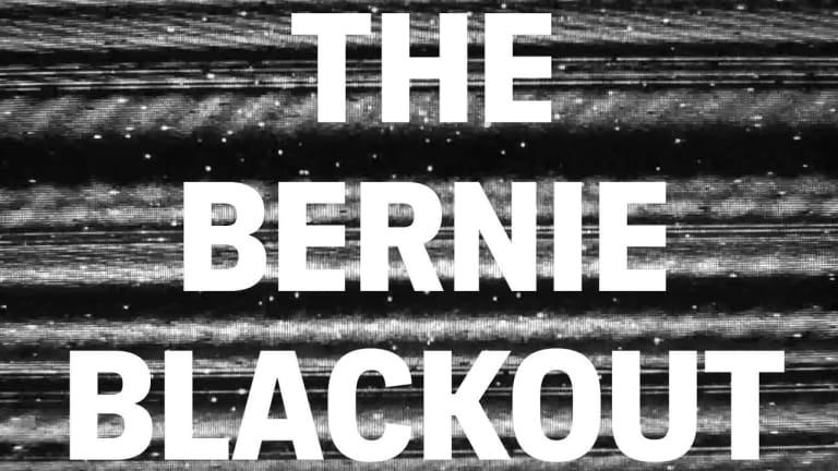 The Bernie Media Blackout...It Could Help Sanders Win