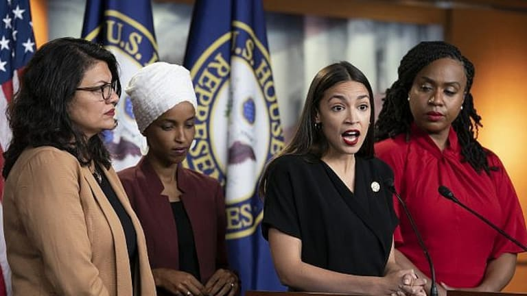 To Democrats, Progressives Are Watching the Way You Mistreat 'The Squad'