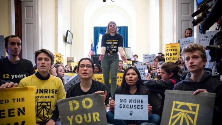 The Green New Deal: Let's Get Visionary, Norah Vawter