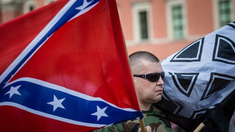 Neo Nazis Trying to Rebrand as 'Straight Pride' Activists