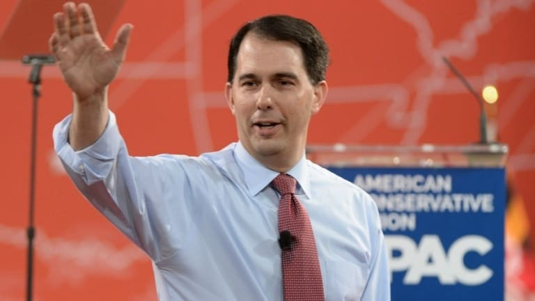 Scott Walker to Head 'Slow Moving Coup' to Repeal-and-Replace U.S. Constitution
