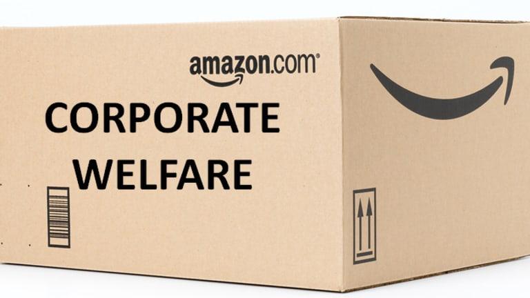 Jeff Bezos Earns $191K Per Minute, Why Are NY & VA Giving Amazon $3 Billion