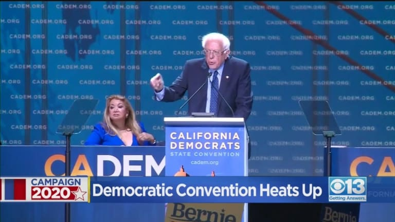 Dem John Delaney Booed off Stage at Convention for Rejecting Medicare for All