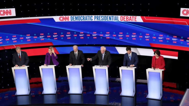 CNN is Being Universally Scorned For Its Anti-Sanders 'Debate' Pageant