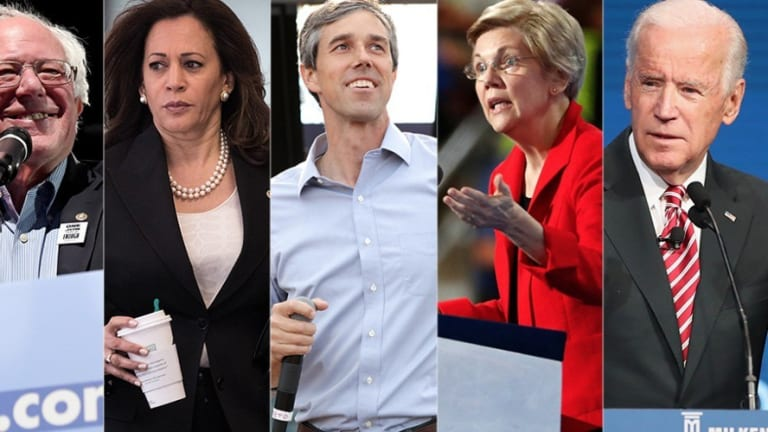 Corporate Media Bias on 2020 Democratic Race Already in High Gear