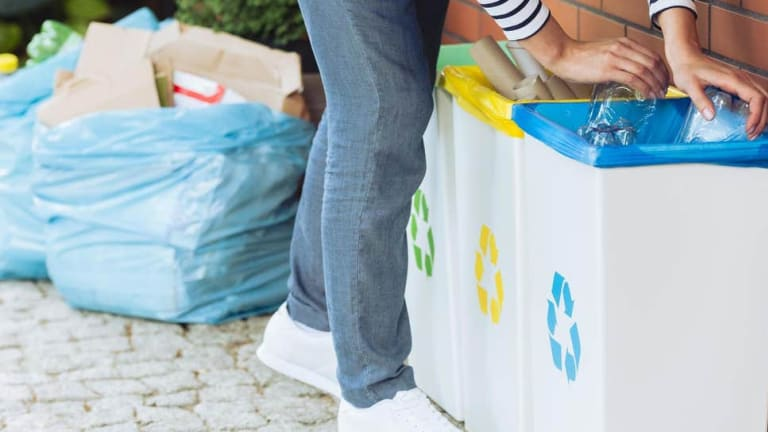 Study Finds: Men Are Reluctant to Recycle For Fear of Appearing 'Gay'
