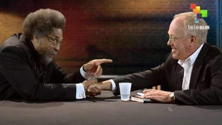 Chris Hedges Converses With Dr. Cornel West: The Betrayal by the Black Elite