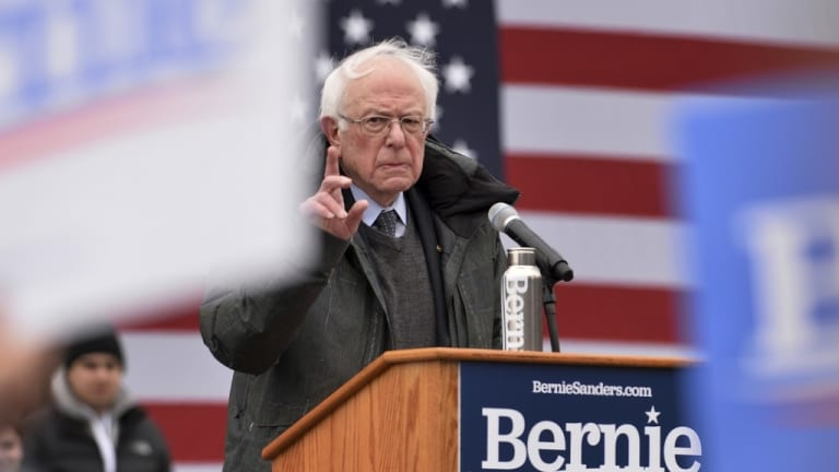 From 2017: Bernie Sanders Cannot Unify A Party That Disrespects His Movement
