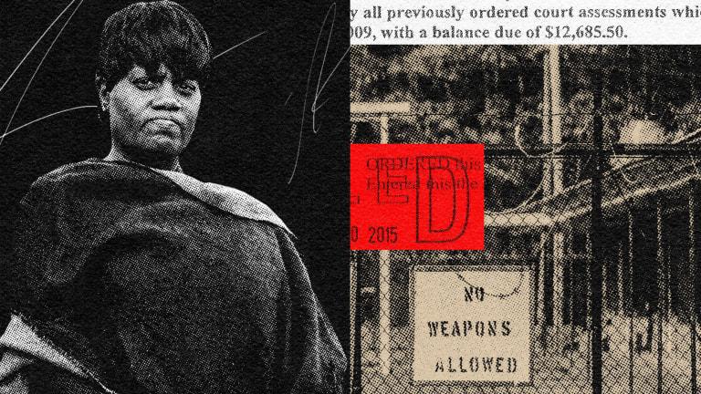 Modern Day Slavery in Mississippi: Debtors Prisons