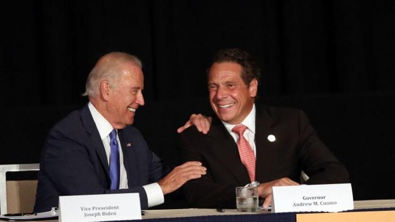 Joe Biden to embark on big-money donor blitz in New York