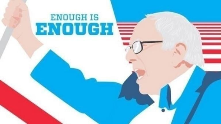 It's Time For Sanders Supporters To Have The 3rd Party/Independent Run Talk