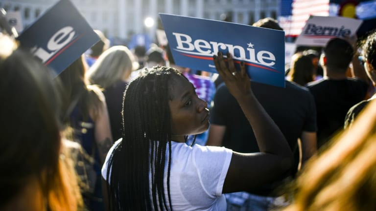 Bernie Sanders' Support Is Much More Diverse Than Reported