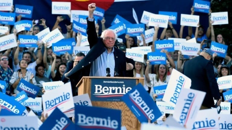 Why Bernie Sanders supporters aren't 'vote blue no matter who'