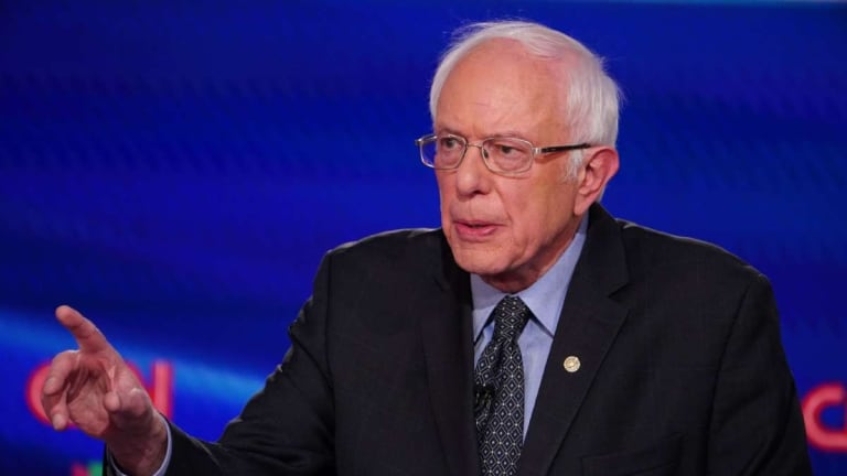 """Bernie Sanders Set The Tone For Dealing With Covid-19: """"Time To Rethink America"""""""