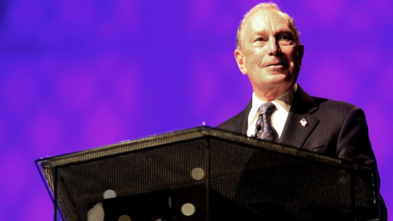 In Your Face Plutocracy: Billionaire Michael Bloomberg Buys $30 Million in Ads