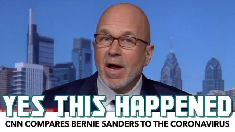CNN Host Michael Smerconish Compares Coronavirus Threat to Bernie Sanders' Surge