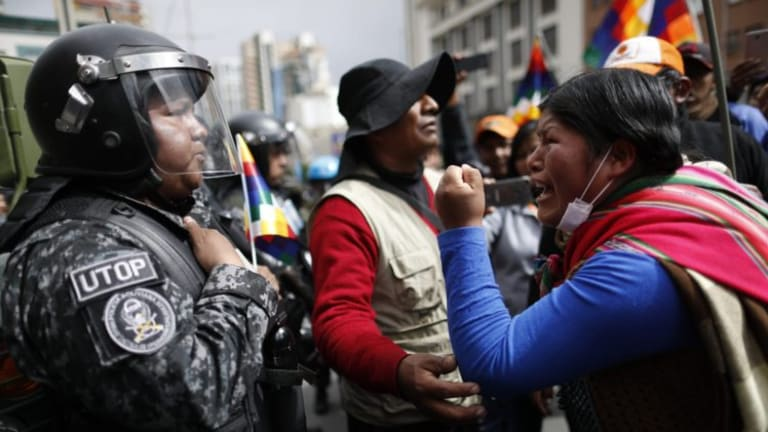 Bolivia's Interim Government Moves to Roll Back Morales's 21st Century Socialism