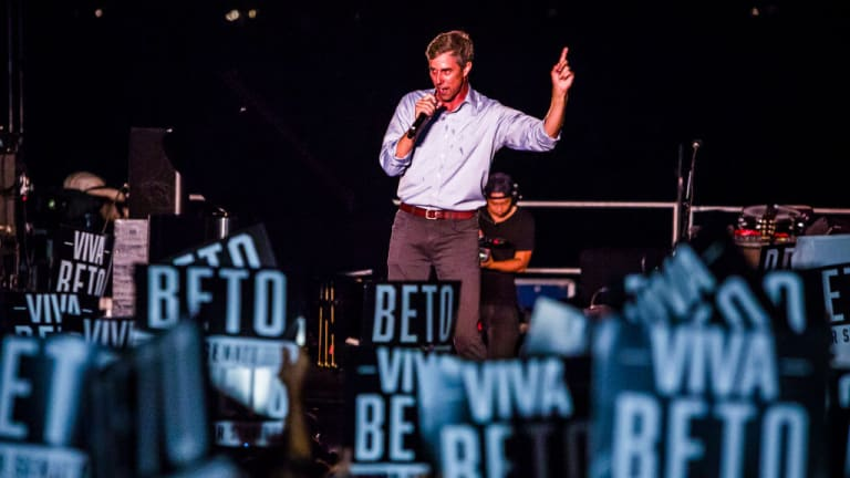 Beto O'Rourke Should Not Run for President