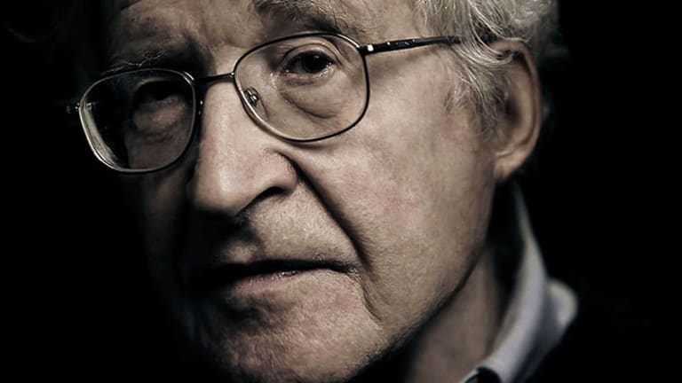 Noam Chomsky: Democrats Are Failing the Test of Our Time