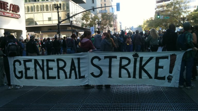 Fighting COVID-19 with Mass Action and a People's Strike #GeneralStrike