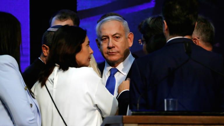 Netanyahu's Power in Israel is Dissipating