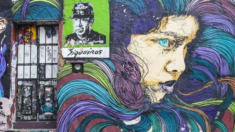 The Revolutionary Street Art of Oaxaca