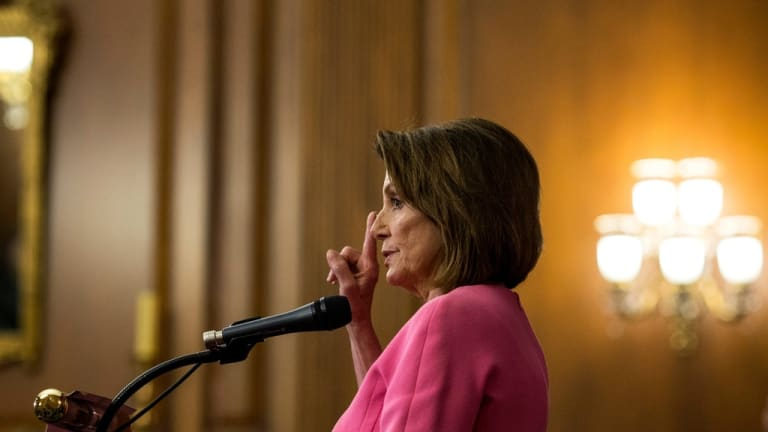 """Nancy Pelosi Wants to Find """"Common Ground"""" With Donald Trump ..."""