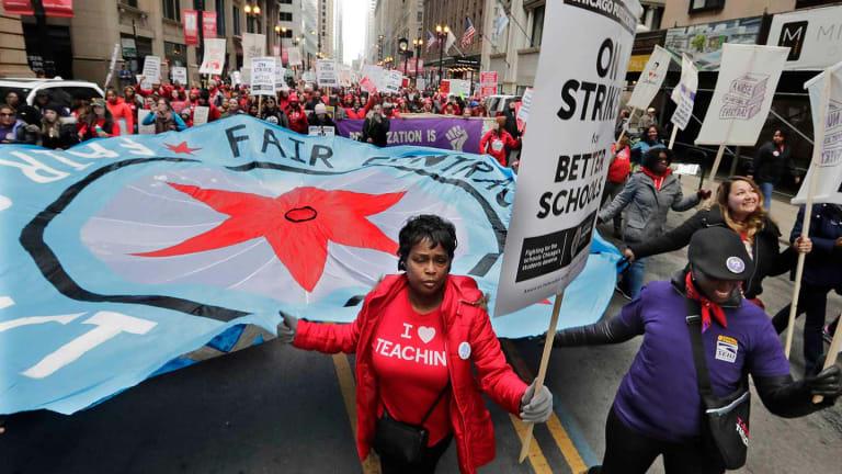 A Teacher's View of the Chicago Teachers Strike