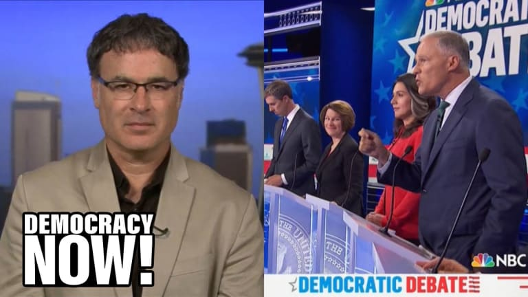 "Journalist Dahr Jamail:  ""Who Is the Democratic National Committee Loyal To?"""