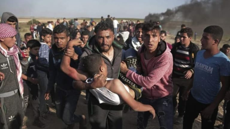 Israel is Committing Genocide in Palestine, Literally