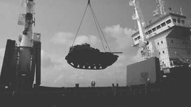 From 2003: Canadian Longshoremen Declare War Cargo 'Hot', Refuse To Load It