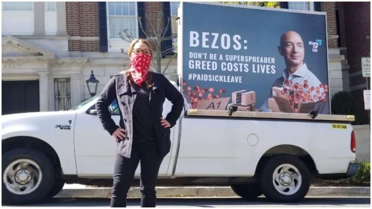 May Day strike at Amazon, Walmart, FedEx, Target, Instacart, Whole Foods!